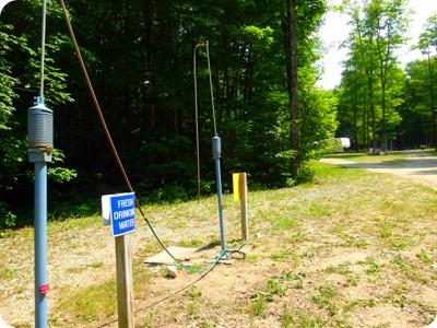 Kewadin Campground Hessel