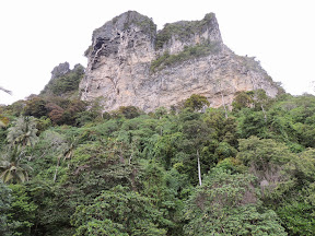 Limestone Karst at Ao Nang