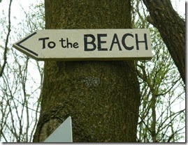 20 to the beach