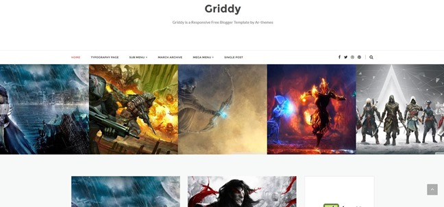 griddy-template