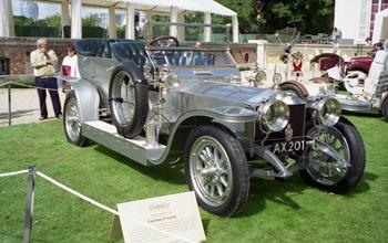 1995.09.09-121.28 Rolls-Royce Silver Ghost Fantôme d'Argent 1907