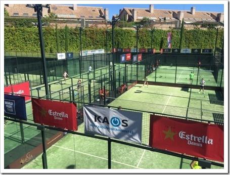 Comienza en Reebok Sports Club La Finca el Madrid Challenger by Kaos WPT 2015.