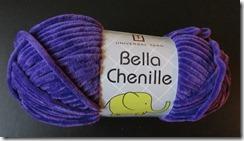 Bella Chenille - Pansey