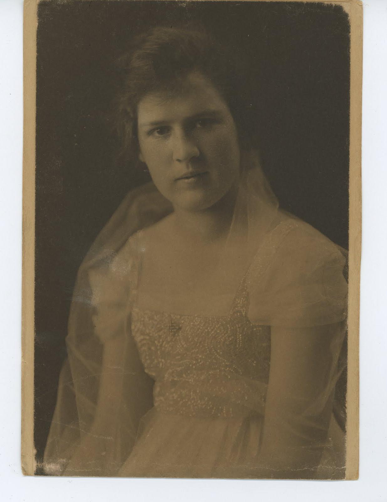 Kathryn Dodd circa 1916