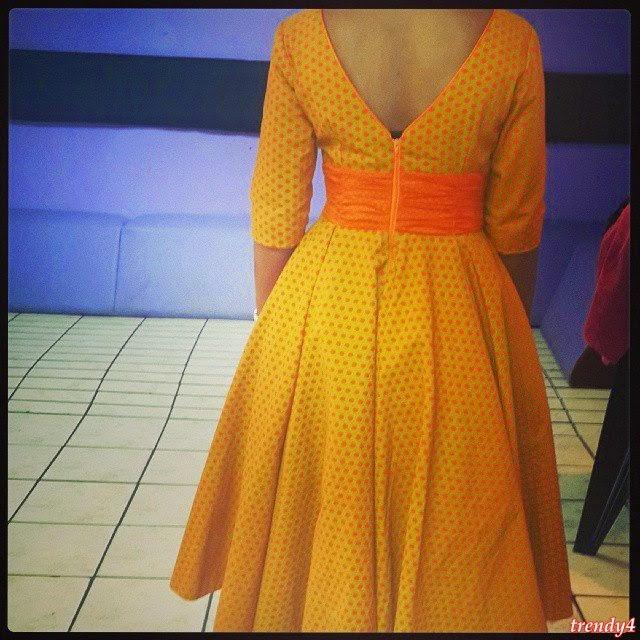 Seshoeshoe Dress Patterns