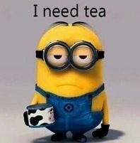 Minion tea