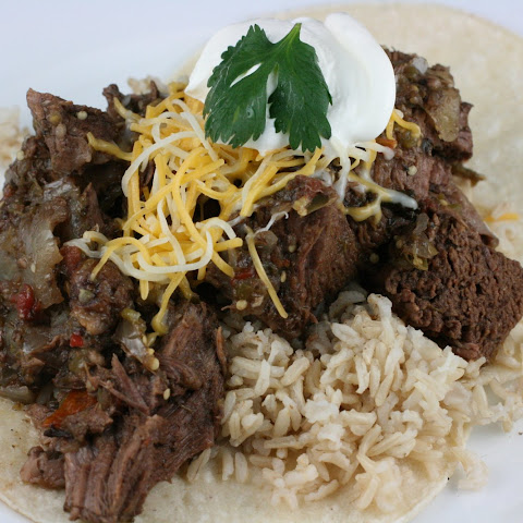 Beef And Bean Chile Verde Recipes   Yummly