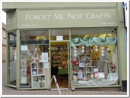 Forget Me Not Crafts Evesham