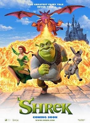 Gã Chằn Tinh Tốt Bụng - Shrek