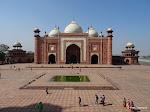 Agra : Taj Mahal