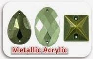 Metallic Acrylic