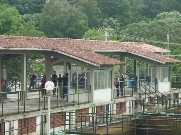 Stazione COSAMPA - Parque Estadual do Utinga , Belém do Parà