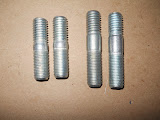 Studs for Exhaust manifolds, late 57 to 66 364-401-425.. set of 4 is 20.00