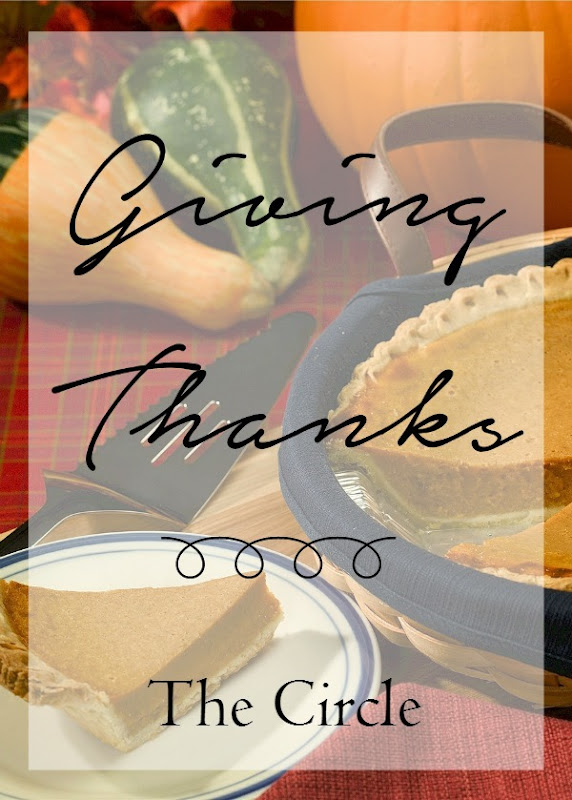 It's wonderful to be able to share what we're thankful for, don't you think?  #Thanksgiving #Thankfulness #Holiday