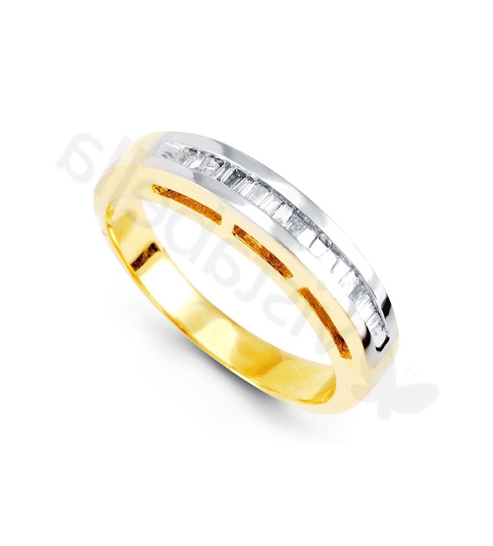 Ct Baguette Diamond Ring