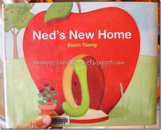 Preschool Alphabet: A is for Apples
