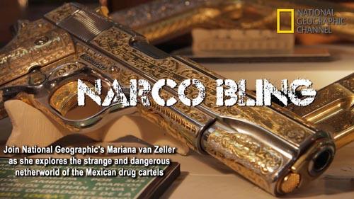¯ycie narkotykowego króla / Narco Bling (2011) PL.DVBRip.XviD / Lektor PL