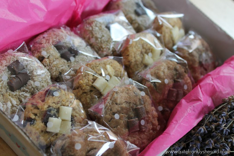 mothers love lactation cookies