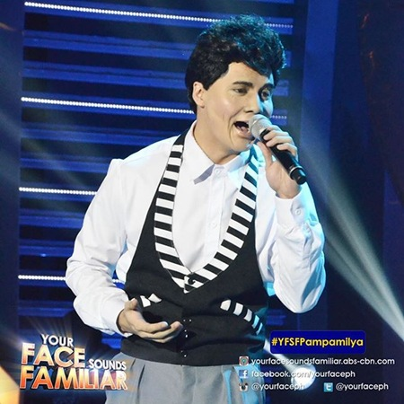 YFSF - Sam Concepcion as Ogie Alcasid