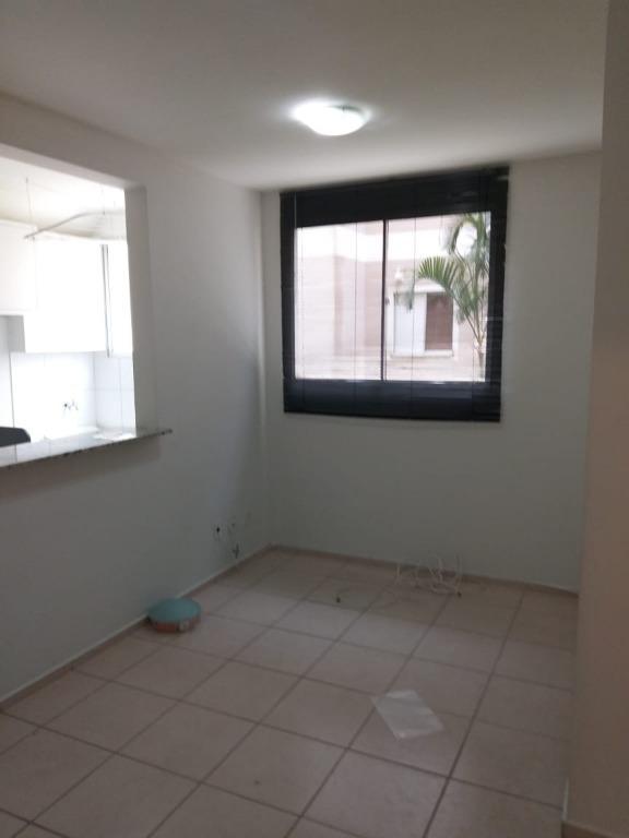 [Apartamento com 2 dormitórios à venda - Vila Campos Sales - Jundiaí/SP]