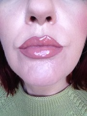 BUXOM Lip Cream in White Russian