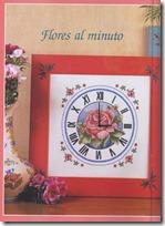 reloj rosa punto de cruz (2)