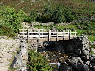 Bridge over Stickle Ghyll