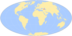 world-map yerevan