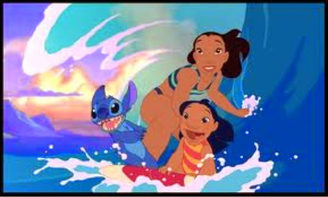 2nd Star To The Right Lilo And Stitch