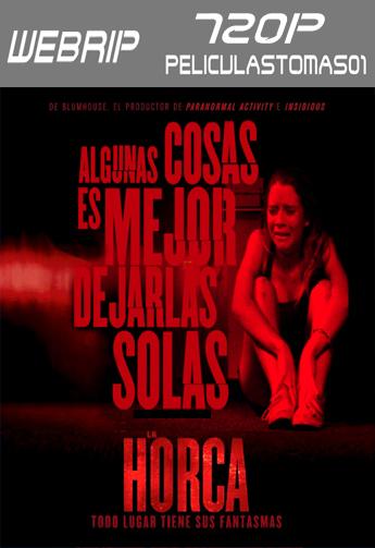 La Horca (The Gallows) (2015) [WEBRip 720p/Dual Latino-ingles]
