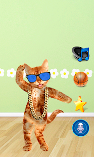 App Tickle Talking Cat APK for Kindle