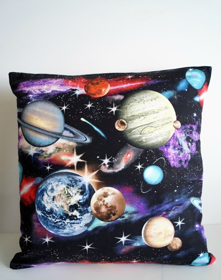 Space Age Pillow