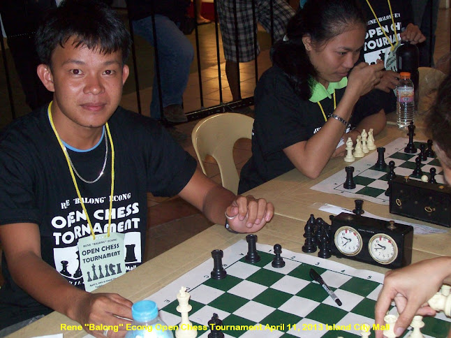 "Philippines-Bohol-Chess-Tournament-Balong-Econg00011 - All Set for Rene ""Balong"" Econg Open Chess Tournament Apr 11 - Sports and Fitness"