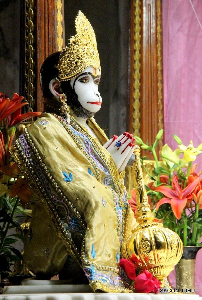 ISKCON Juhu Mangal deity Darshan 09 Feb 16 (1)