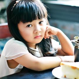 My Girl by Lâm Tặc - Babies & Children Child Portraits