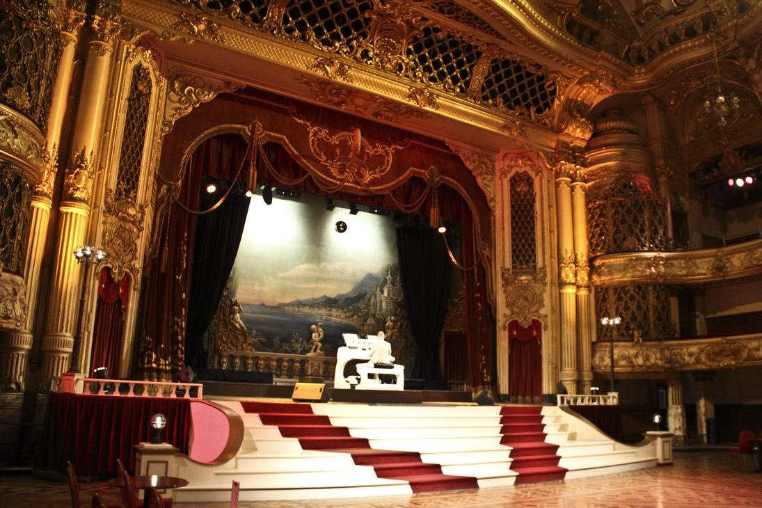 Blackpool Tower Ballroom 9 by