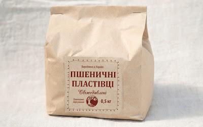 Пшеничні пластівці