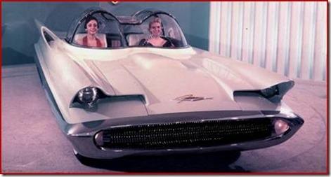 1955 LINCOLN FUTURA