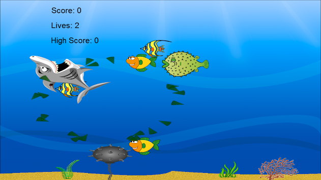 SharkBite apk screenshot