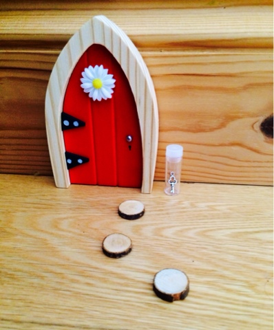 Emma in bromley the irish fairy door company for My irish fairy door