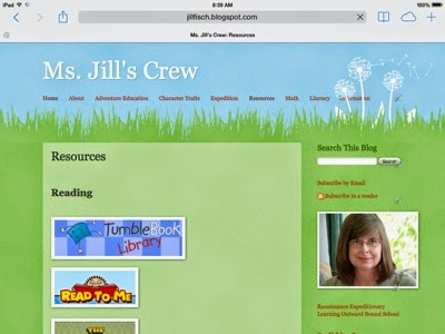 http://jillfisch.blogspot.com/p/resources.html