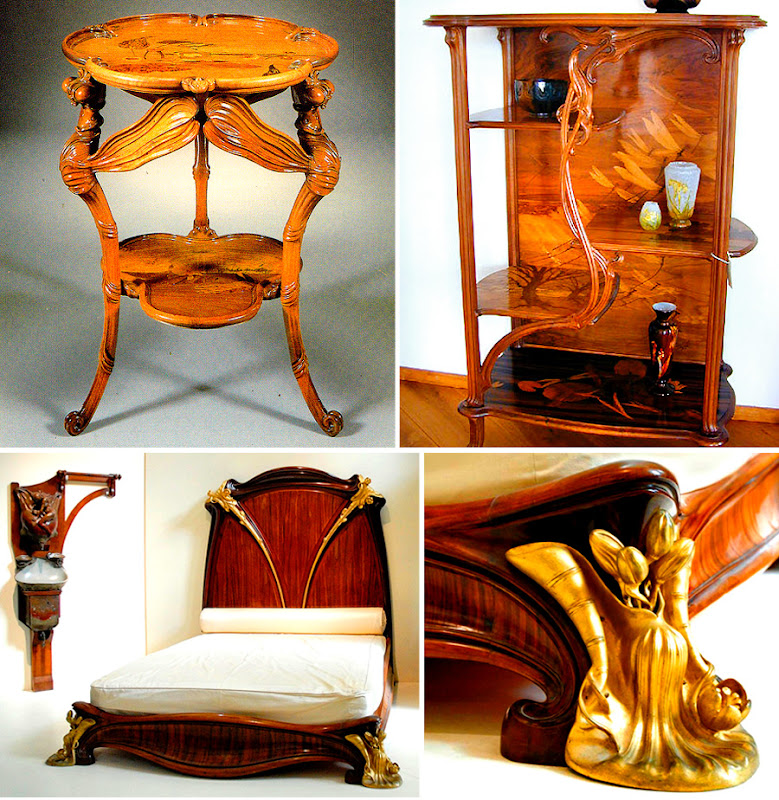 dark roasted blend treasures of art nouveau part 1. Black Bedroom Furniture Sets. Home Design Ideas