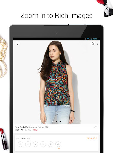 JABONG ONLINE SHOPPING APP screenshot 17
