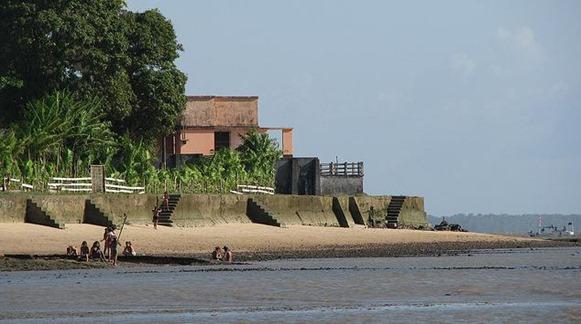Praia do Bispo - Ilha de Mosqueiro, Belém do Parà