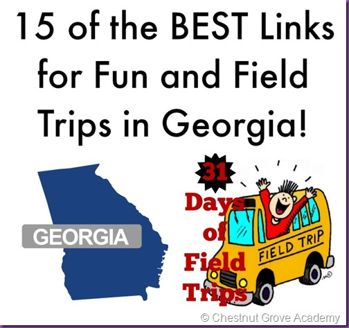 Georgia Field Trips