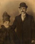 Sara Emma Meakin * 24 mei 1847 te Marple Bridge (UK) † circa 1922 te London (UK)  Johannes Bernardus Serne * 14 september 1844 te Haarlem † circa 1927 te London (UK)