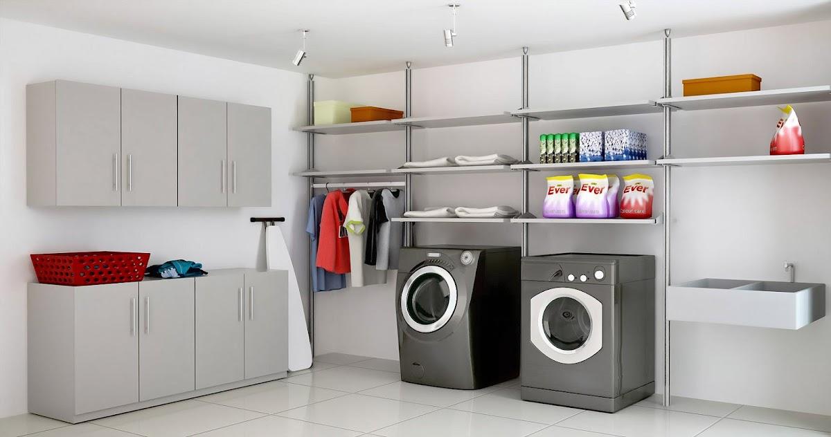 Muebles para lavaderos de ropa 20170801012149 for Cuartos lavaderos
