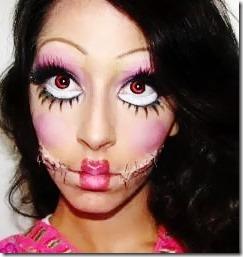 maquillaje,muñeca, 3 maquillaje,muñeca, 45