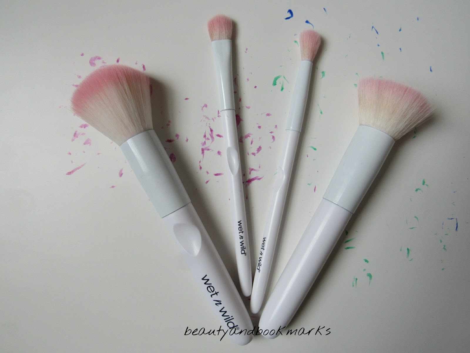 Wet N Wild Makeup Brushes Review