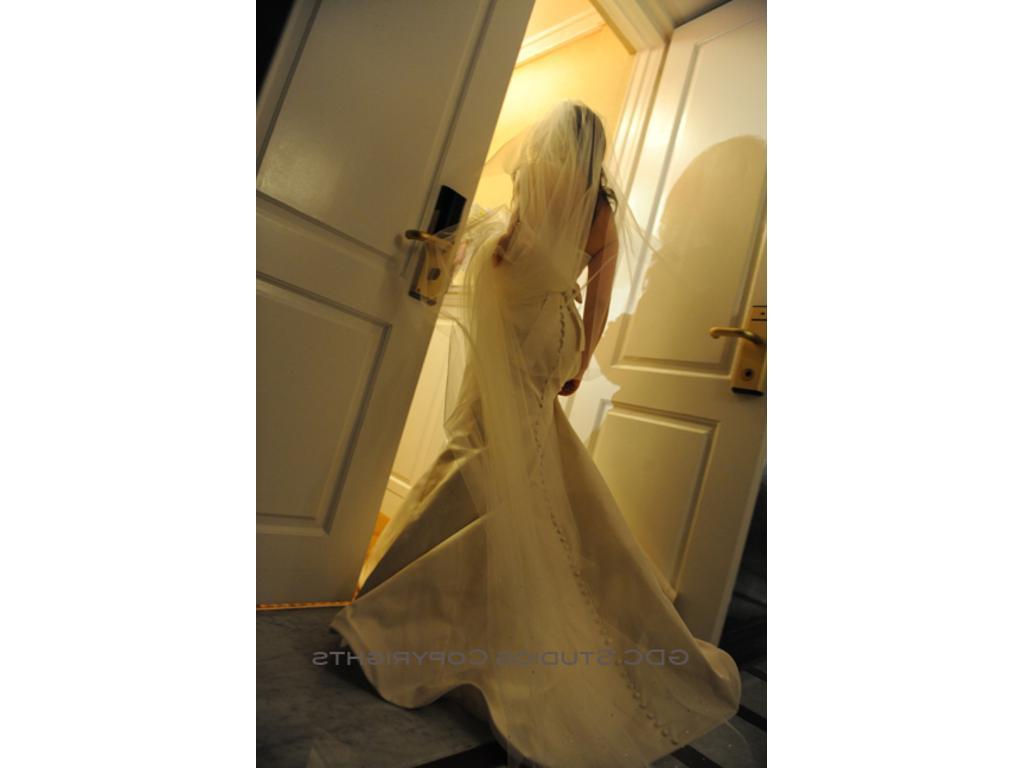 Monique Lhuillier Josie Size 8   Used Wedding Dresses
